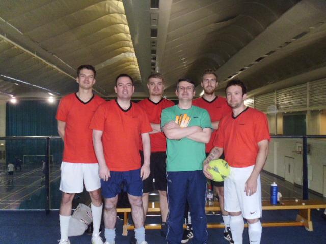Prism FC Team photo